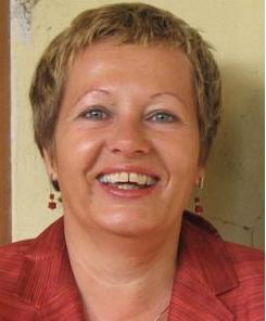 DSA Renate Kromer (Porträt)